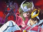 Pegasus e Andromeda alle prese con Carone, l'infido traghettatore di anime dell'Inferno